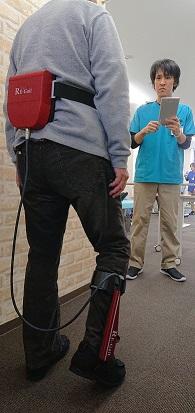 歩行支援ロボット