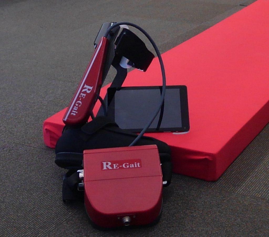 歩行補助ロボット Re-Gait